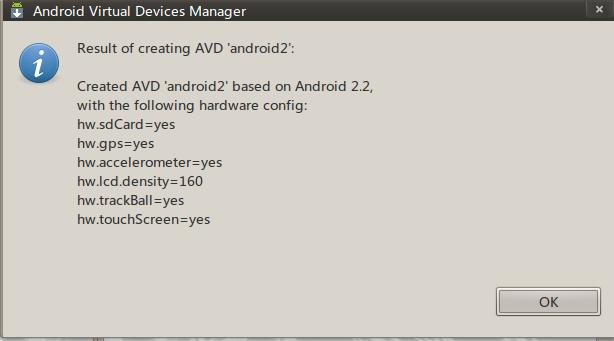 Android SDK Ubuntu