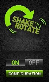 Shake 'n Rotate  Android
